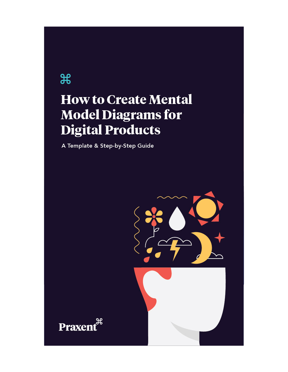 Praxent User Research Mental Model Diagrams Template Ebook